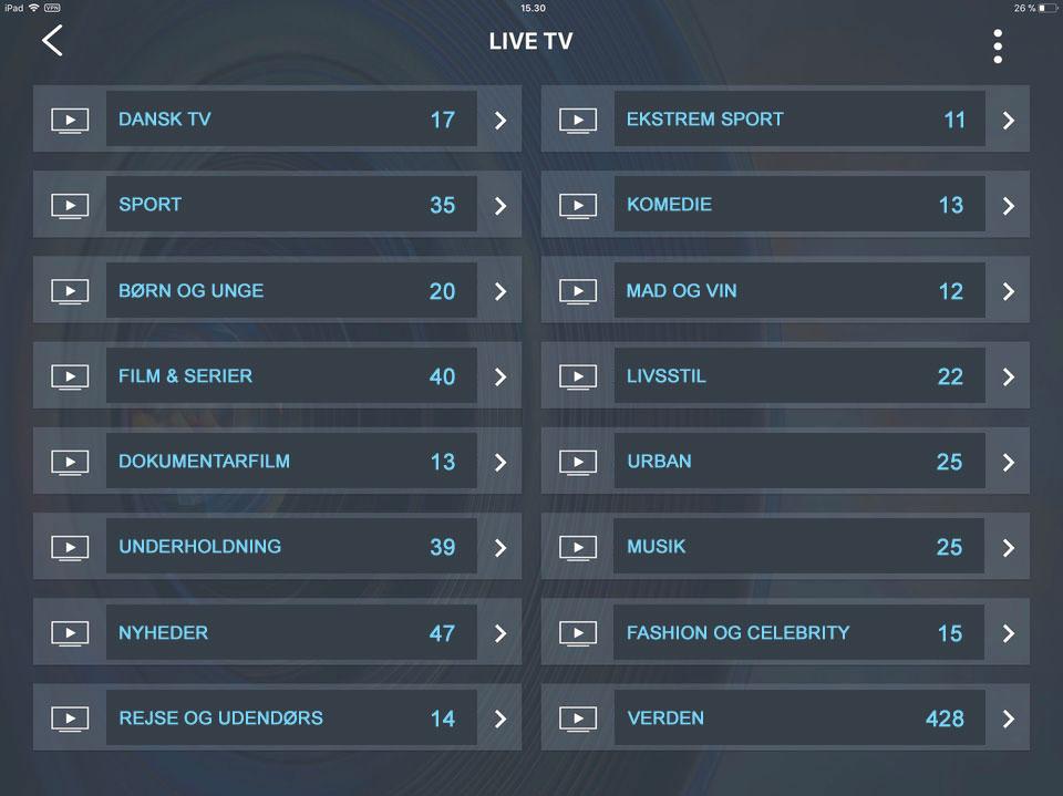 Dansk Live TV